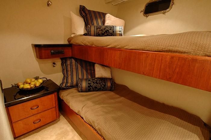 NorthCoast 82 Guest Beds
