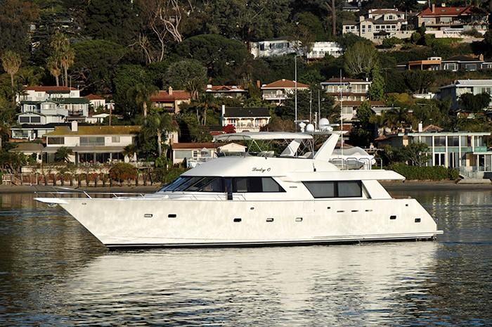 NorthCoast 82 Luxury Long Range Cruising Yacht for sale