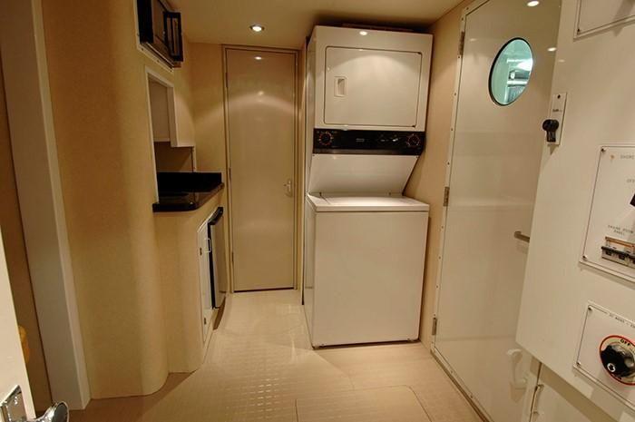 NorthCoast 82 Yacht Utility Room