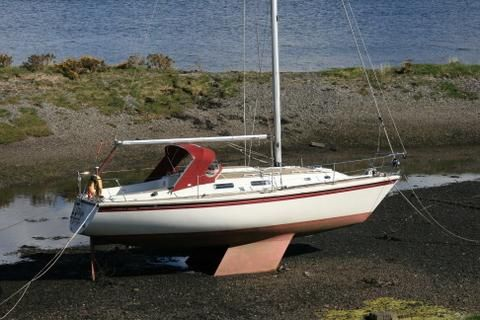 1986 Westerly Fulmar 32