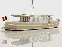 2013 B&L Barge 1800, Hull