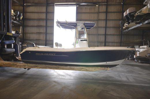 2011 Sea Hunt 210 Ultra w/F150