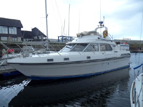 1989 Fairline 36 Turbo