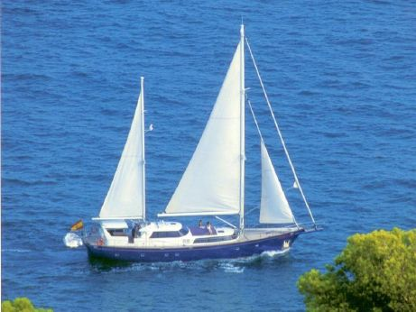 2000 Boreal 80 Pilothouse Ketch