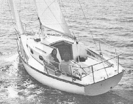 1980 Cape Dory 27