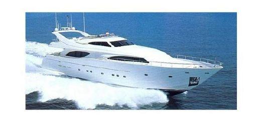 2004 Ferretti 94 Custom Line