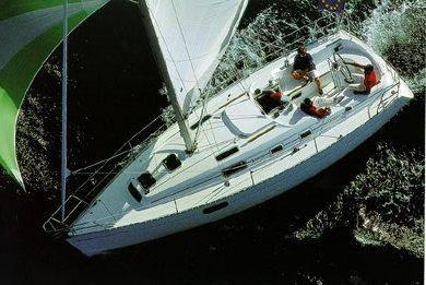 1997 Beneteau 321