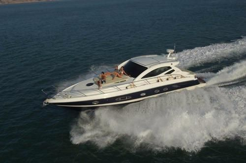 2016 Seastella 46' Express Hardtop