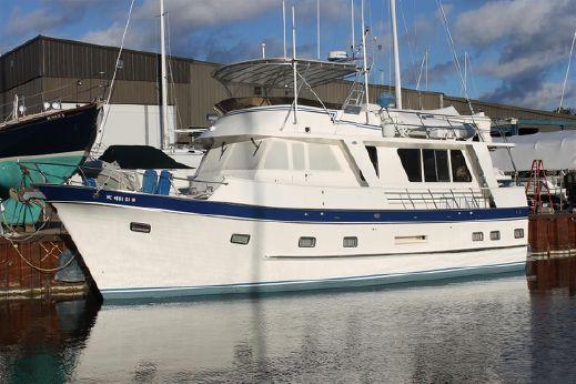1989 Defever Classic 50 Offshore Cruiser