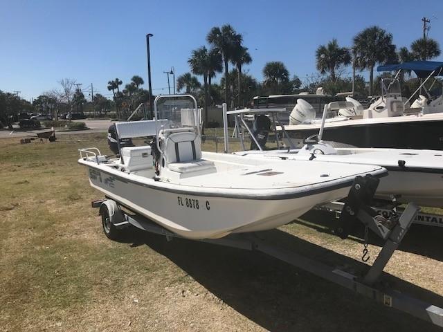 Skiffs For Sale >> 2006 Carolina Skiff 1655 V Power Boat For Sale Www