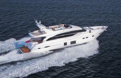 2016 Princess 82 Motor Yacht