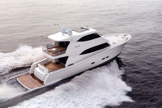 2016 Maritimo Yachts M 65