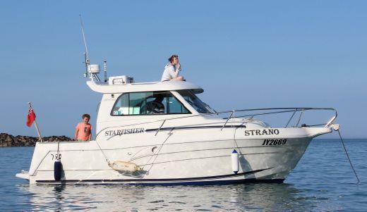 2001 Starfisher 780