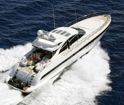 2006 Overmarine, Mangusta 80 Hard Top