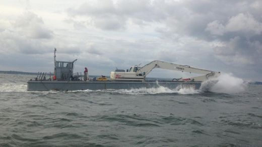 1987 Landing Craft LCM-8