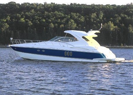 2008 Cruisers 520 Express