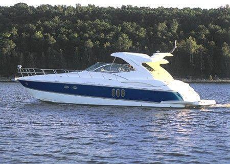 2008 Cruisers 520 Express
