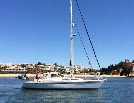 1986 Trintella 40 A lifting keel