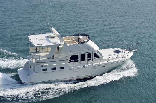 2011 Adagio 40 Sundeck LBC no Grand Banks