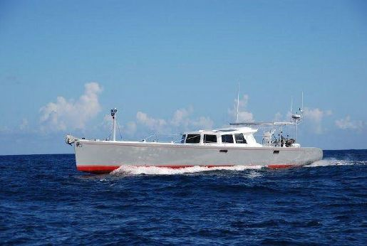 1999 New England Boatworks Ultra Light Displacement Trawler