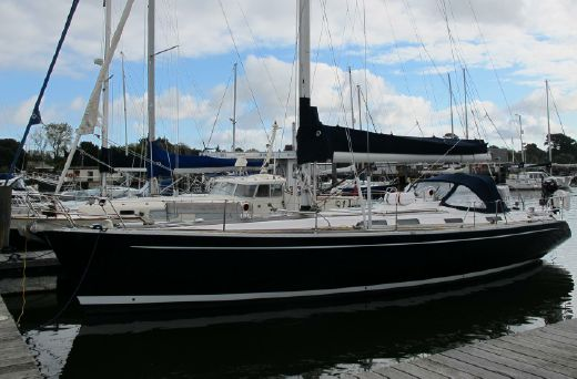 2001 Sweden Yachts 45