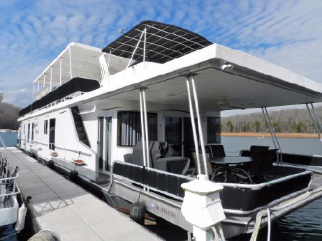 2004 Sunstar 18' x 84' Houseboat