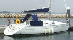 2001 Beneteau Oceanis 311 Lift keel