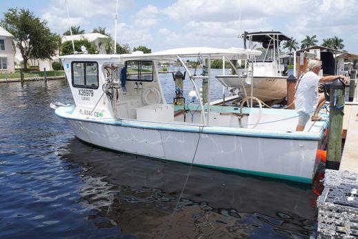 1979 Delta Wheel House 25 Crab Lobster boat