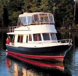 2006 Mainship 400 Trawler