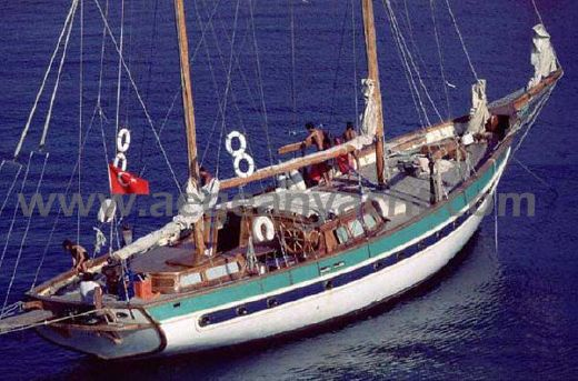 1989 Bodrum Sailing yacht