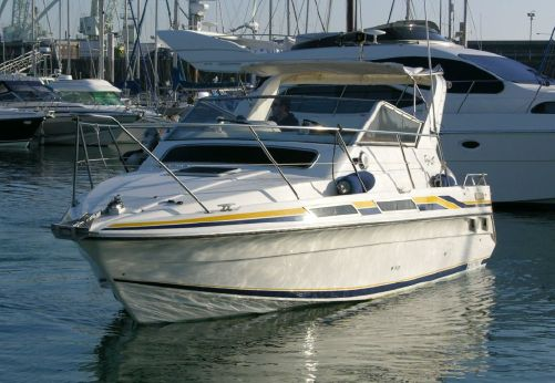 1990 Fairline Targa 27