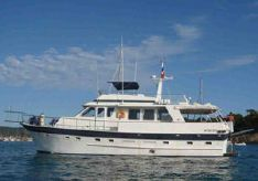 1984 Tayana 54' Trawler