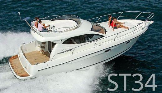 2005 Starfisher ST34