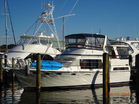 1988 Marine Trading Tradewinds 43 Motor Yacht