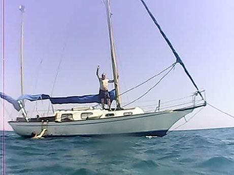 1971 Nantucket CLIPPER 32