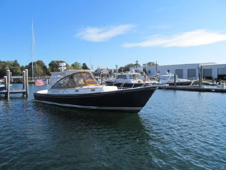 2000 Little Harbor WhisperJet 38