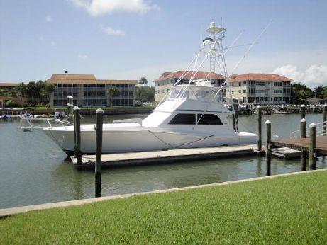 1997 Viking Yachts 58 Convertible