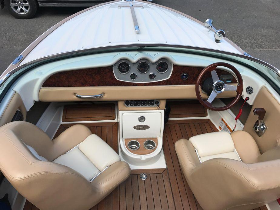 2008 Chris-Craft Woody Speedster Motor Båtar till salu - se