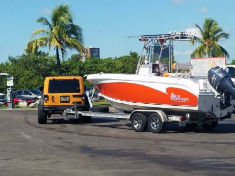 2006 Sea Chaser 2100 CC