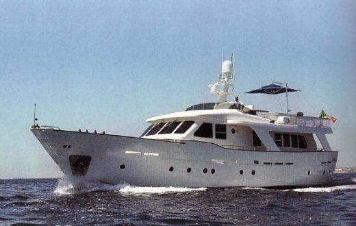 2006 Benetti 79 SD