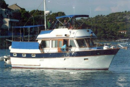 1982 Edership Sea Ranger 39/40
