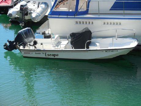 1998 Boston Whaler 17 Montauk