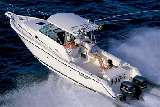 2000 Pursuit 3070 Offshore
