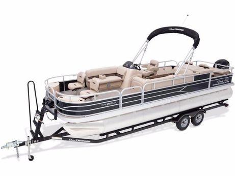 2017 Suntracker FISHIN' BARGE® 24 DLX