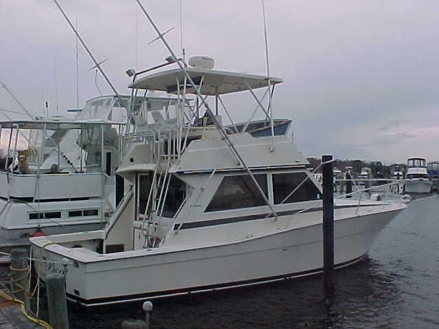 Luhrs Boats For Sale >> 1987 Viking 35 Convertible Power Boat For Sale - www ...
