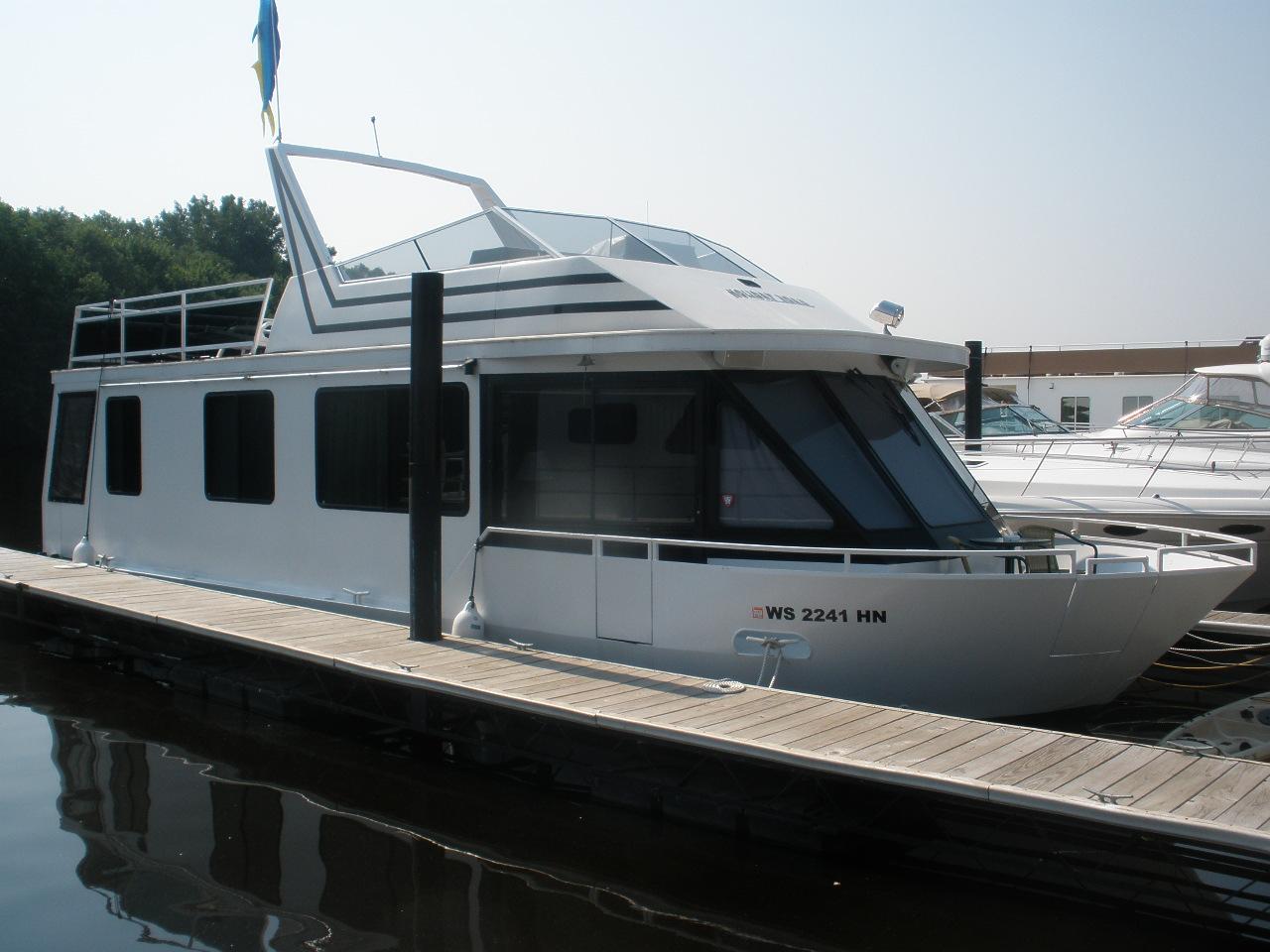 47 ft 1994 skipperliner houseboat