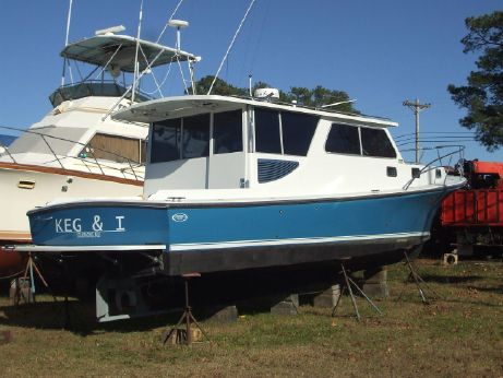 2010 Composite Yacht Chesapeake Bay Style Custom