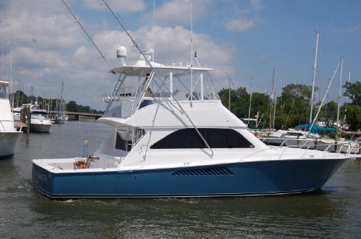 2003 Viking Yachts Convertible