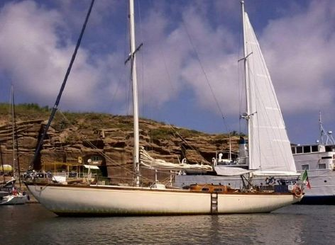 1963 Jacobscon Draksmark Brod. Ketch Laurin Ocean Cruiser