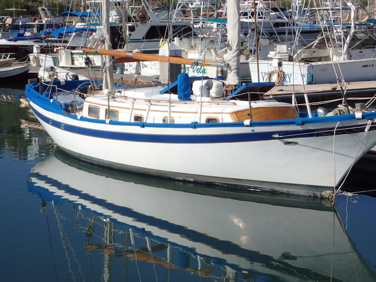 36' Cheoy Lee Clipper+Boat for sale!